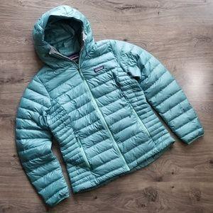 Like New Patagonia Puffy Coat Sweater Hoody Down